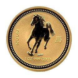 Gold Lunar - Perth Mint