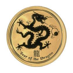 Lunar II Goldmünzen